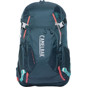CamelBak Sundowner LR 22 Hydration Pack 3l Damen deep teal/hot coral